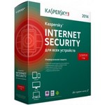 Касперский Internet Security Multi-Device 2-ПК на 1год, Base Box