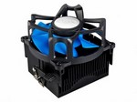 Кулер для процессора Deepcool BETA 40 (S-AM2/AM3, 95W, CU+AL, 90mm, 25dBa, 2200rpm)