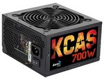 Блок питания AeroCool Kcas 700 80+ Bronze  700W (ATX 2.3, fan 120mm, 20+4, 4+4, SATA*7, Molex*4, PCI-E(6+2pin)*2) RTL