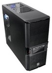 Корпус MidiTower Thermaltake V3 Black Edition VL80001W2Z (ATX w\o PSU, max 4x120мм Fan, USB/Mic/Audio) Black
